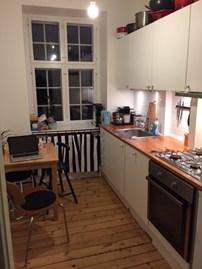 Lejlighed i Frederiksberg